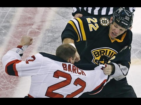 Shawn Thornton - Tribute - Goodbye and Thank You [HD]
