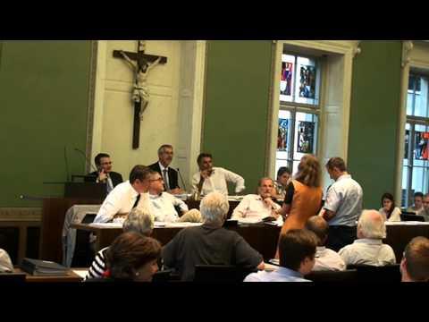 Sitzung des Gemeinderat der Stadt Zug am 26.06.2012
