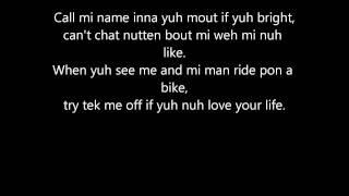 Lady saw - Wife a wife Lyrics