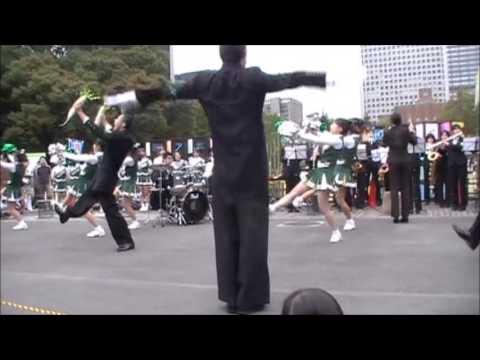 東京農業大学応援団大根踊り「青山ほとり」