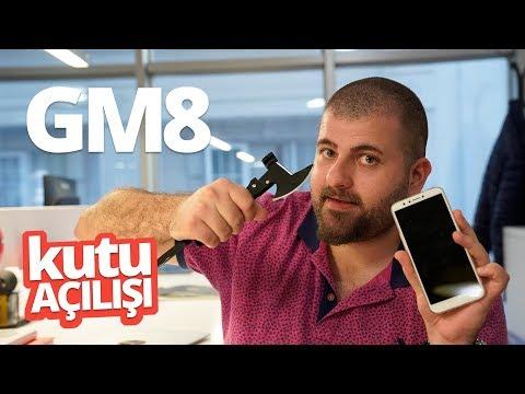 General Mobile GM 8 Kutusundan Çıkıyor - Yeni özellikler, zengin kutu içeriği