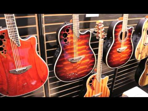 Ovation 2017 Booth Tour