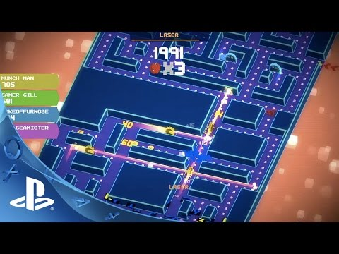 PAC-MAN 256 Trailer | PS4