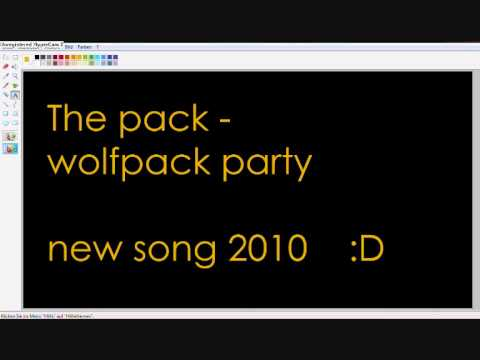 The Pack Wolfpack Party New Song 2010