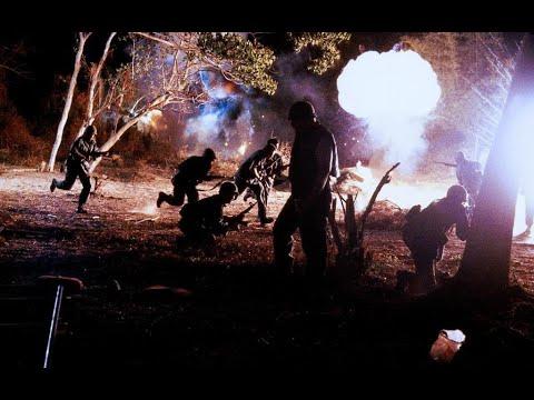 Новогодняя резня у лагеря Burt. Забытые сражения Вьетнамской войны.