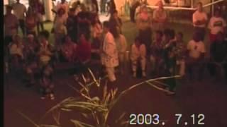 2003 Bon Dance_Hokkai Bon Uta