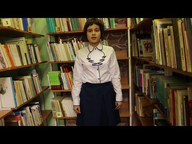 Изображение предпросмотра прочтения – АнастасияЭлсиньш читает произведение «Полярная сказка» В.Н.Ледкова
