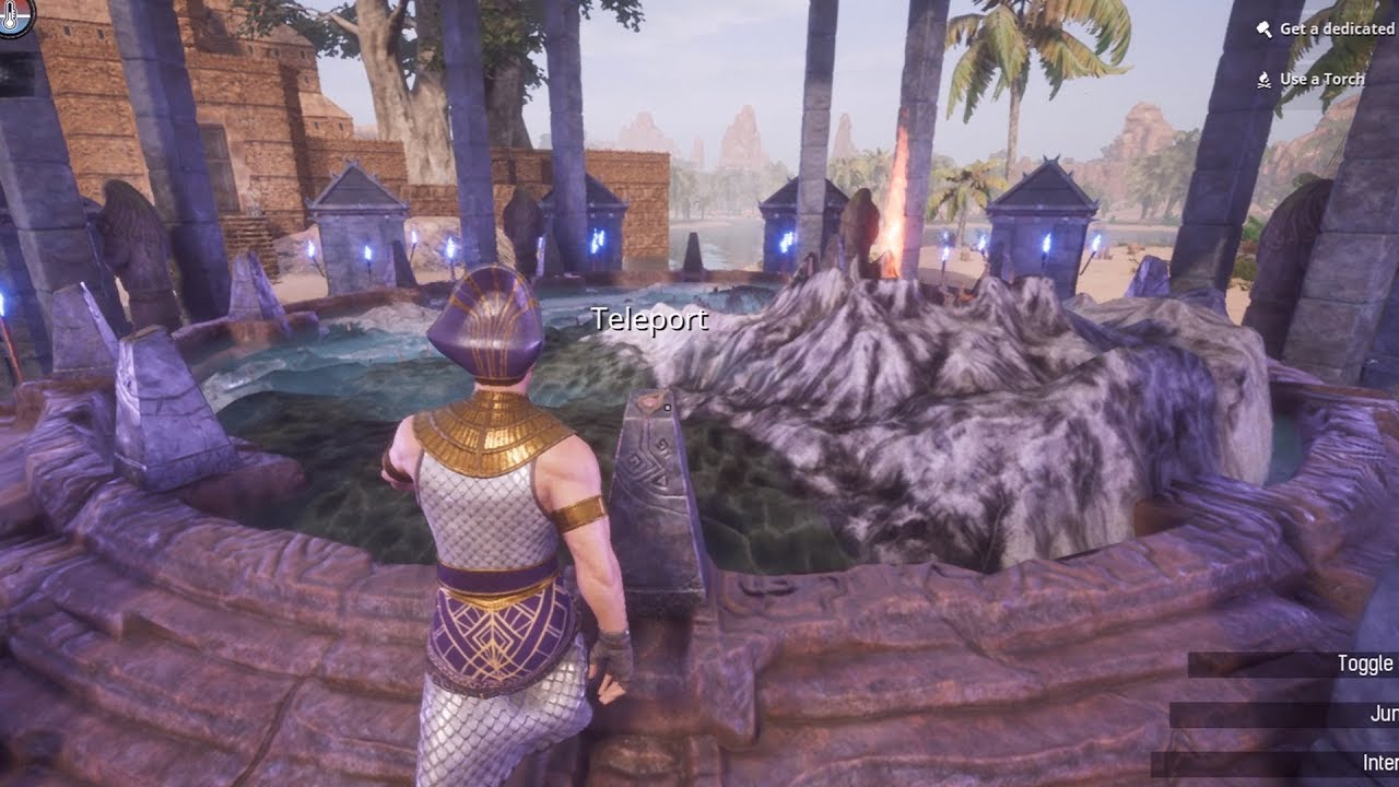 Conan Exiles - 9 Obelisk locations for Teleporting