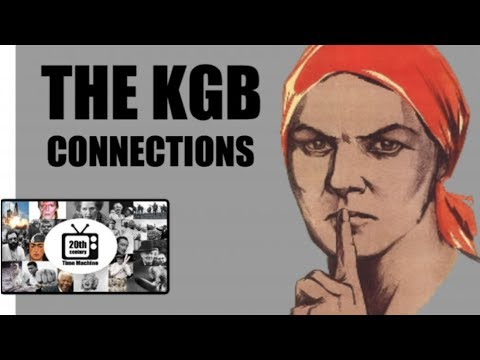 The KGB Connections: An Investigation Into Soviet Operatives in North America