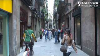 STAFA REISEN Video: Barcelona