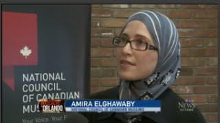 NCCM's Amira Elghawaby comments on the Orlando shooting