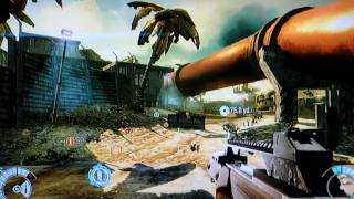 15 min z Bodycount - PS3 Gameplay by maxim