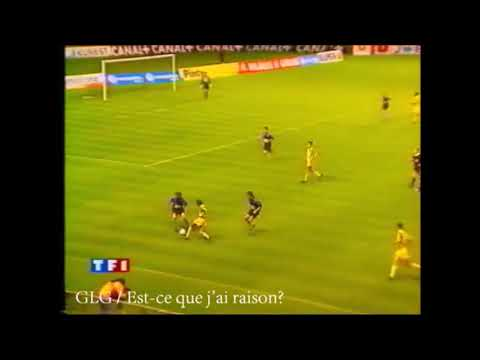 FC Nantes - Le Havre (Saison 1992-1993) : 5-2