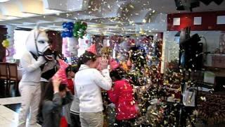 Конфети запуск(Запуск конфетти — одно из самых популярных составляющих хорошо организованного праздника или торжества...., 2012-03-01T13:10:56.000Z)