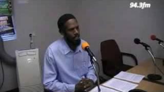 Voice of Africa Radio - Q&A - Part 1/6