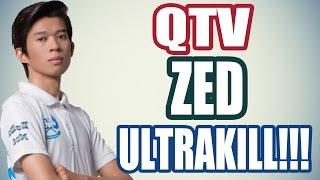 QTV lên đồng cùng ZED đoạt 4 mạng liên tiếp!