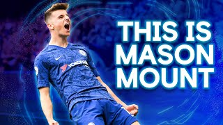 "🎥The Story Of Mason Mount | ""Lampard Is The Perfect Role Model"""