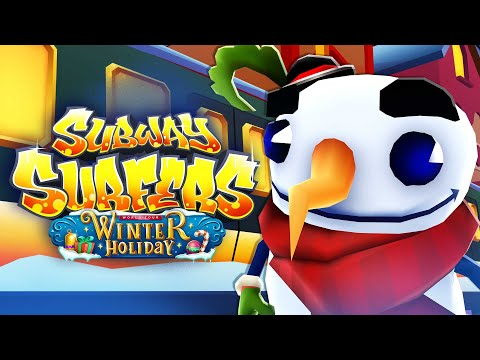 Subway Surfers World Tour 2019 - Winter Holiday - Trailer