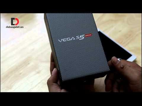 Đập hộp Sky Vega S5 Special - Sky A840SP tại Di Động Việt