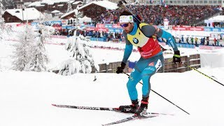MARTIN FOURCADE - POURSUITE LE GRAND BORNAND 2017