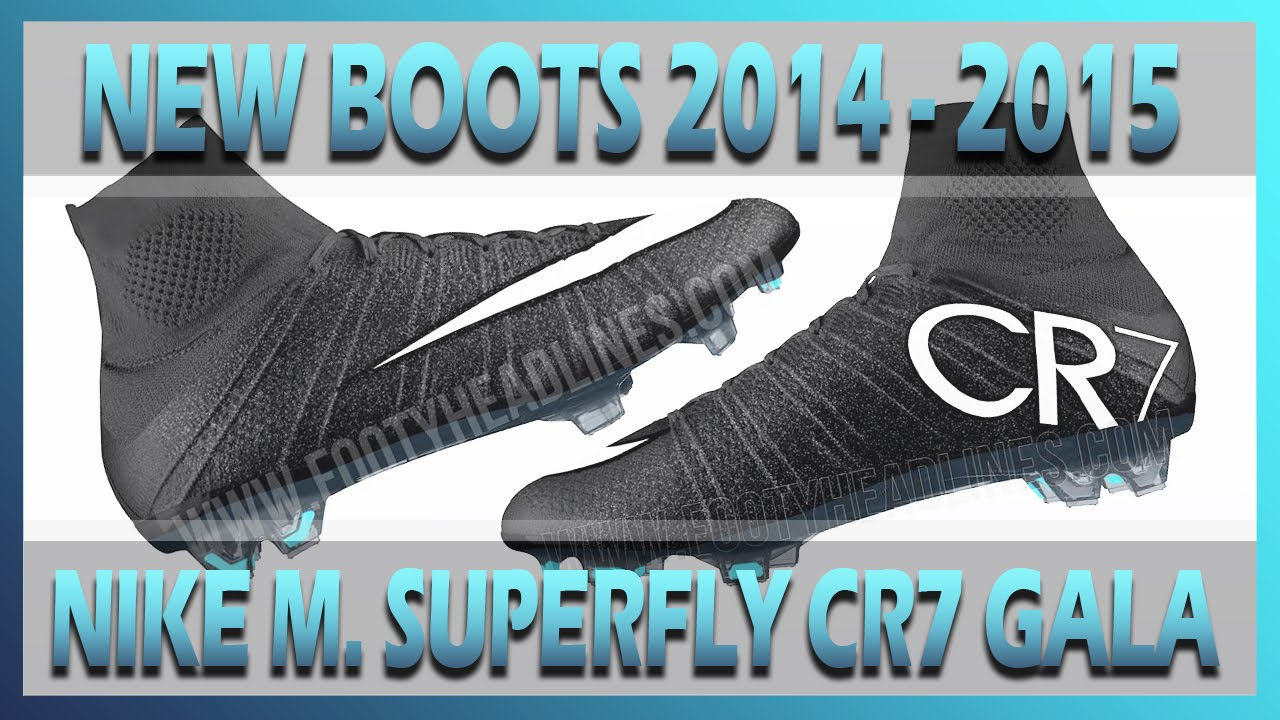 NEW BOOTS NIKE MERCURIAL SUPERFLY CR7 GALA 20142015 [ PES 2013 ] [ DESCARGA ]