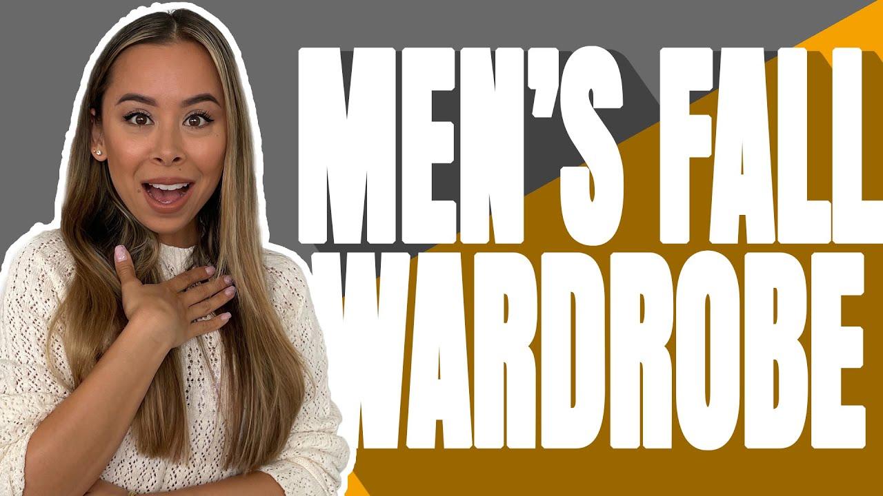Download Men's Fall Essentials | Fall Fashion 2021 | Mens Fashioner | Ashley Weston