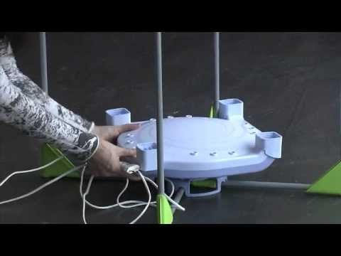ventilateur s che linge amphora youtube. Black Bedroom Furniture Sets. Home Design Ideas