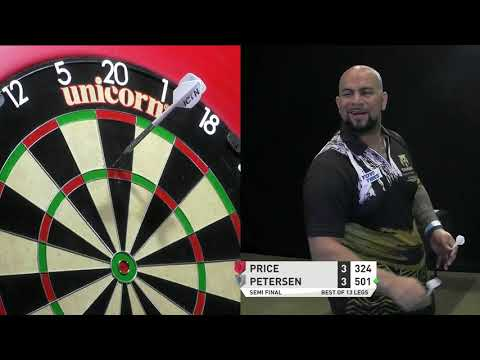 ONE OF THE BEST EVER PRO-TOUR MATCHES | Petersen v Price | PDC Summer Series Day Five