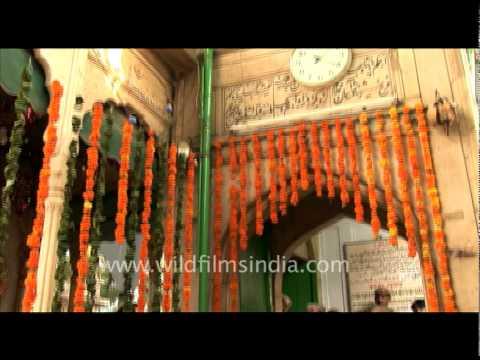Phool Walon ki Sair at a Dargah in Delhi