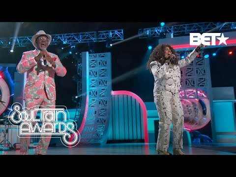 Sounds Of Blackness & More Pay Tribute To Legends Jimmy Jam & Terry Lewis | Soul Train Awards 19