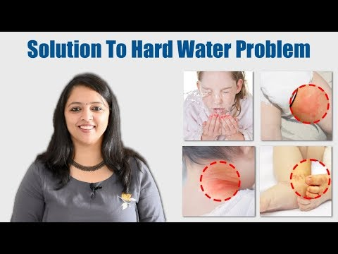 Protect Your Kids From Hard Water | How I Solved Hard Water Problem To Protect Kabir's Skin And Hair