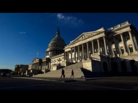 Senators push new authorization for use of military force