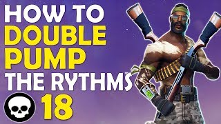 HOW TO DOUBLE PUMP | DAEQUAN'S OPINION ON GHOST PEEKING - (Fortnite Battle Royale)