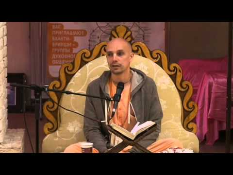 Шримад Бхагаватам 4.16.3 - Мадана Мохан прабху