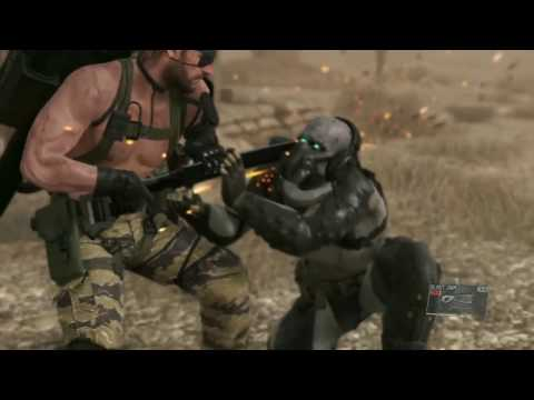 MGS5 TPP - CQC Only The Skulls - Episode 6: Where Do The Bees Sleep ' S Rank / No Traces / 100%