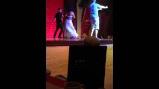 Урок танца живота для мужчин