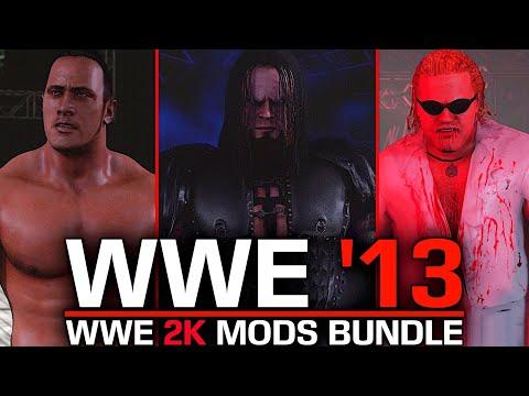 WWE '13 ATTITUDE