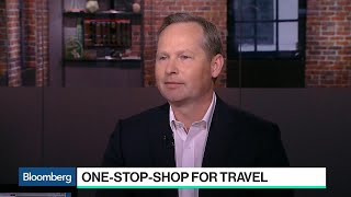 Expedia CEO Says M&A Is Always Part of Playbook, Sees Healthy Travel Industry