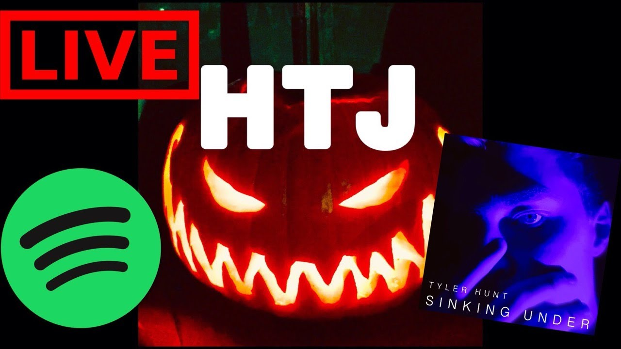 HTJ halloween live! New song coming out now (: