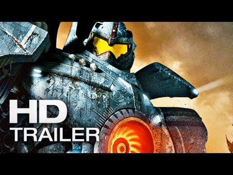 PACIFIC RIM Offizieller Trailer 3 Deutsch German | 2013 Official [HD]