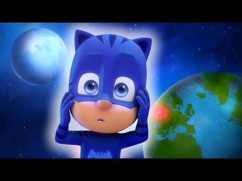 PJ Masks Save The Moon   PJ Masks Official