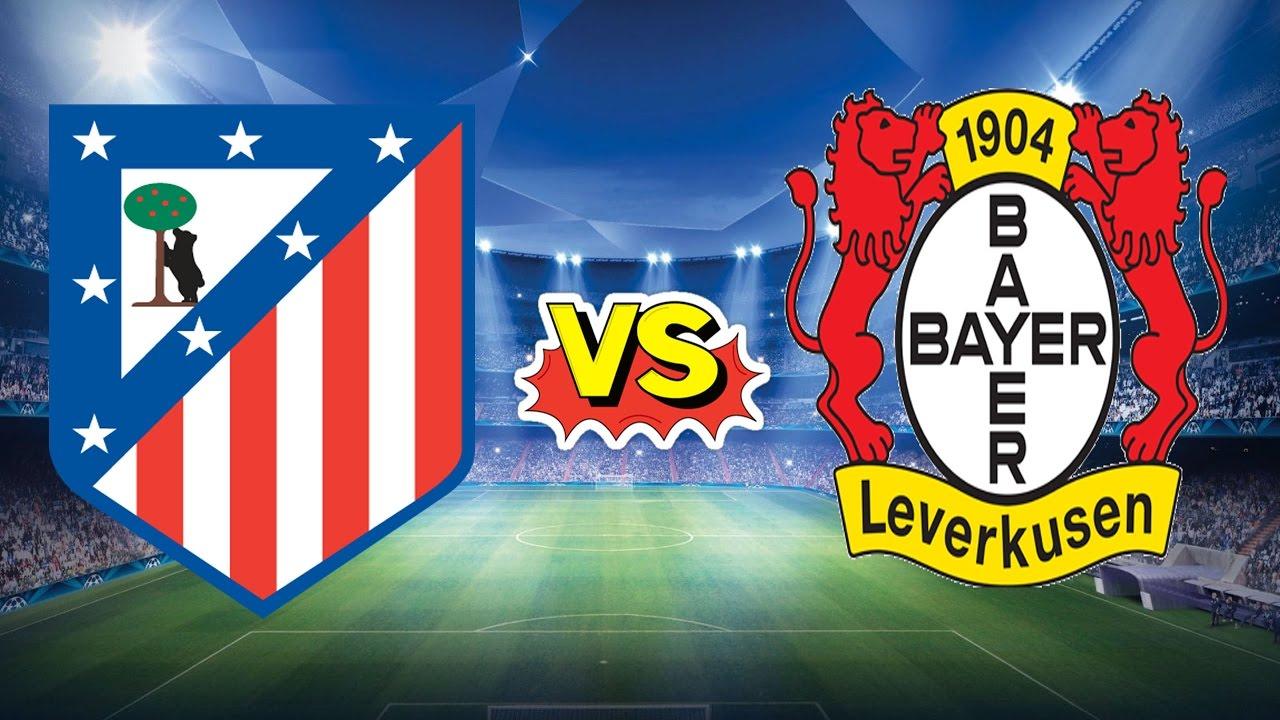 Прогноз на матч Байер - Атлетико Мадрид