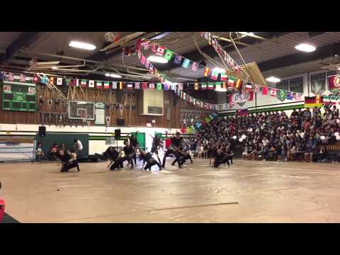 Multicultural Assembly 2015 - Mission San Jose High School