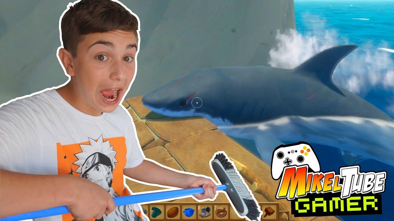 El Tiburon se Come mi Balsa
