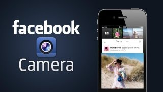 Facebook Camera for iOS: What