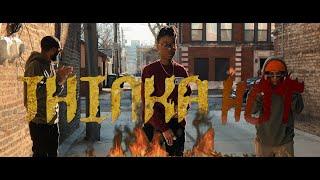 TheGr8Thinkaz - Thinka Hot (Freestyle) | Music Video By FlyShotz
