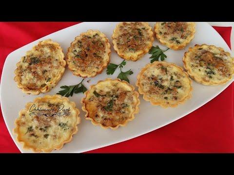 شهيوات-رمضان:-ميني-كيش-بالسردين-راااائع-المذاق-بدون-تعب-|-mini-quiches-aux-sardines
