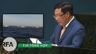 Tin tổng hợp | Việt nam tiếp tục nêu quan ngại về căng thẳng biển đông ra liên hiệp quốc