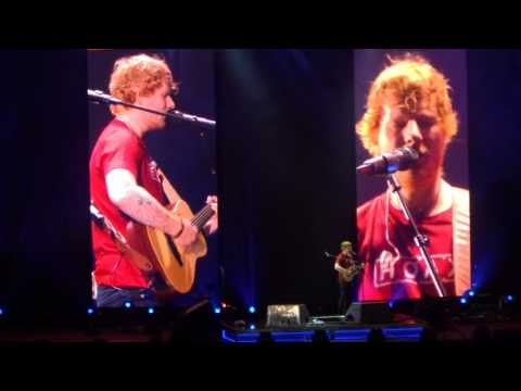 Give Me Love - Ed Sheeran (20-05-2017)