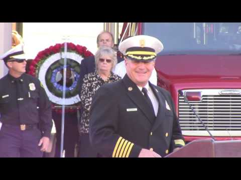 Beverly Hills 9/11 Memorial Ceremony  9-11-2016
